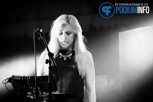 Ellie Goulding op Ellie Goulding - 9/4 - Paradiso foto