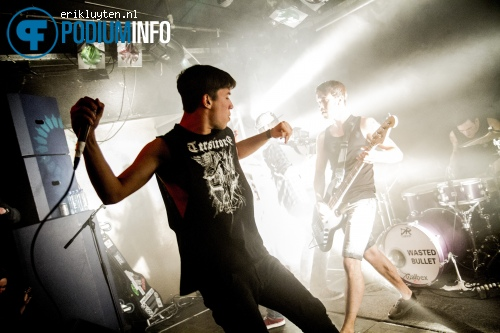 Wasted Bullet op Upcoming Tour - 12/4 - 013 foto