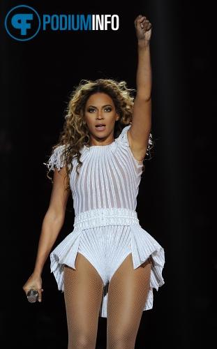 Beyoncé op Beyonce - 21/4 - Ziggo Dome foto