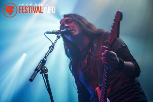 Foto Alcest op Roadburn 2013