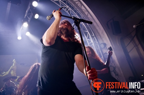Foto Mourning Beloveth op Roadburn 2013