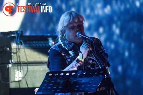 Psychic TV op Roadburn 2013 foto
