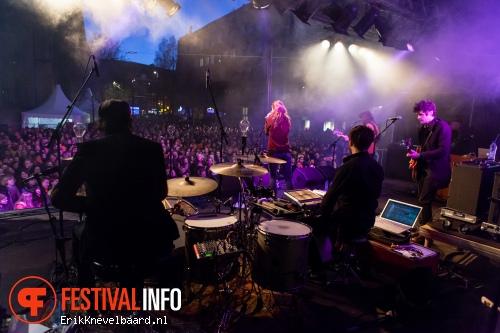 Boy op LIFE I LIVE Festival 2013 foto