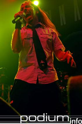 Foto Lacuna Coil op Lacuna Coil - 18/10/2006 - 013