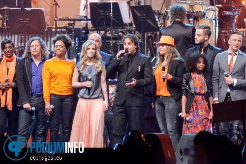 Marco Borsato op Samen voor Oranje - 30/4 - Ahoy foto