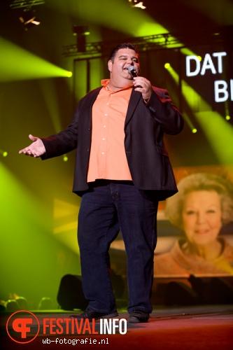 Django Wagner op Nacht van Oranje - 29/04 - Ahoy foto