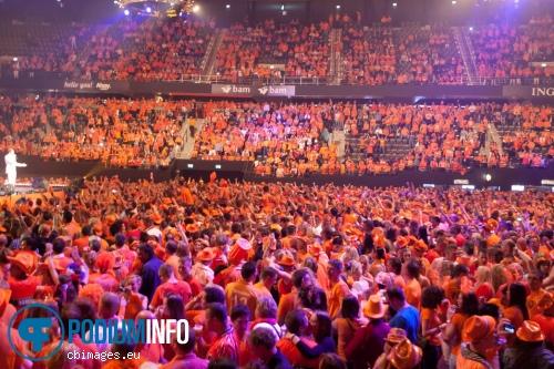 Nacht van Oranje - 29/04 - Ahoy foto