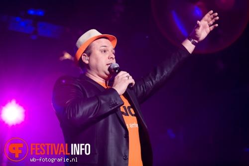 Foto Frans Bauer op Nacht van Oranje - 29/04 - Ahoy