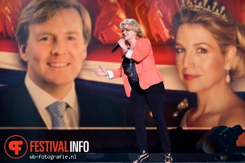 Corry Konings op Nacht van Oranje - 29/04 - Ahoy foto