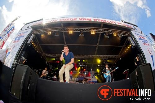 Nielson op Bevrijdingsfestival Utrecht 2013 foto