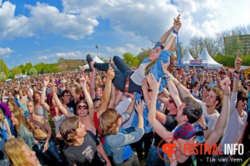 John Coffey op Bevrijdingsfestival Utrecht 2013 foto