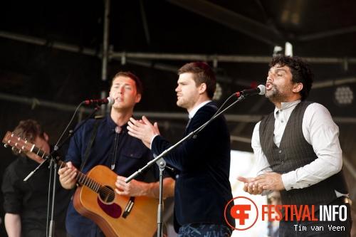 Sunday Sun op Bevrijdingsfestival Utrecht 2013 foto