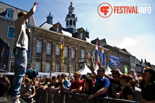 Chef'Special op Bevrijdingsfestival Limburg 2013 foto