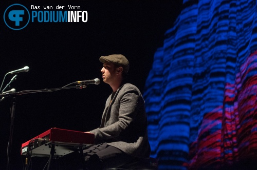 Foto Matt Simons op Joe Cocker - 10/5 - HMH