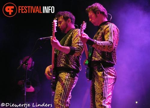 Memphis Maniacs op Bevrijdingsfestival Wageningen 2013 foto