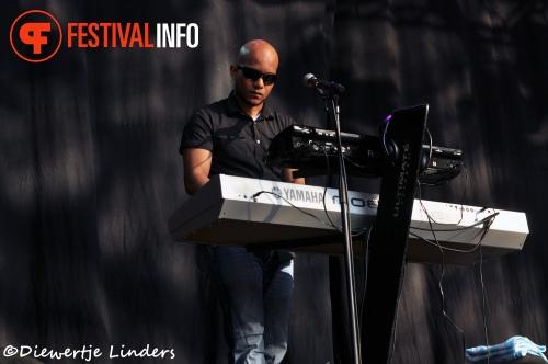 Sef op Bevrijdingsfestival Wageningen 2013 foto