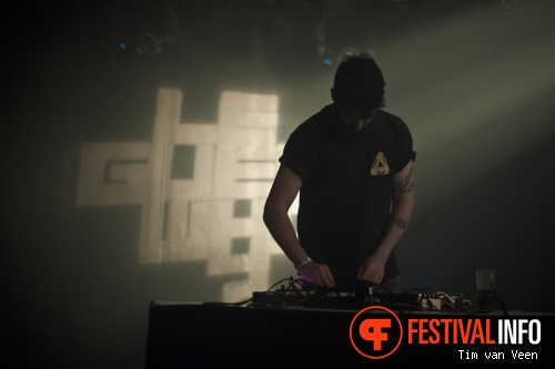 Foto The Haxan Cloak op Le Guess Who? Mayday 2013
