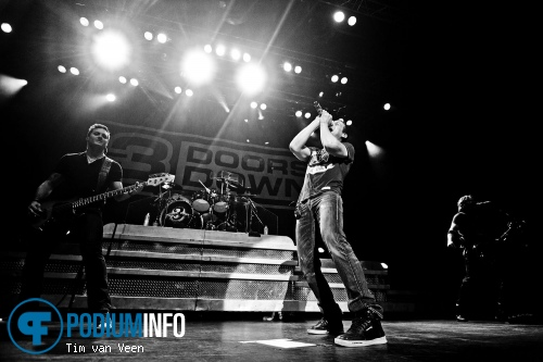 3 Doors Down op 3 Doors Down - 17/6 - 013 foto