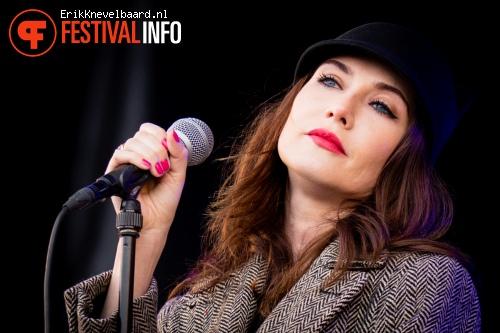 Carice van Houten op Vestrock 2013 foto