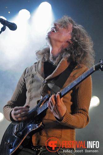 Opeth op Fortarock 2013 foto