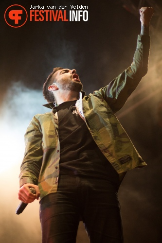 A Day To Remember op Jera On Air 2013 foto