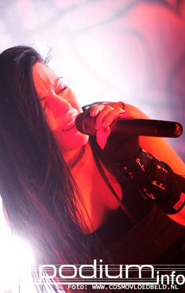 Evanescence op Evanescence - 6/11/2006 - Paradiso foto