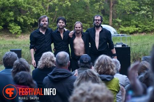 Project Wildeman op Oerol 2013 foto