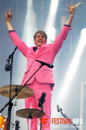 Triggerfinger op Pinkpop 2013 - Zondag foto
