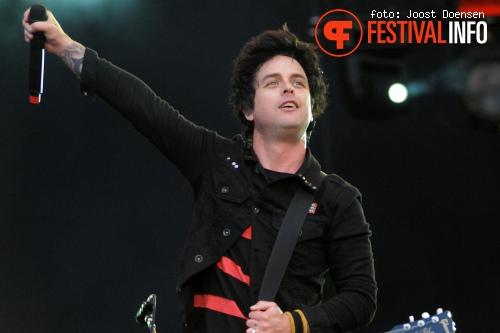 Green Day op Pinkpop 2013 - Zondag foto