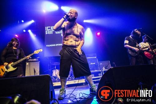 Fucked Up op Iceland Airwaves 2013 foto
