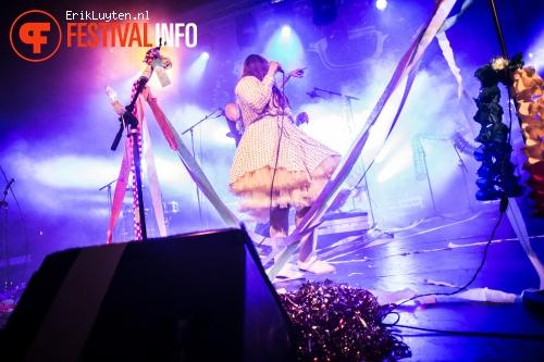 Foto FM Belfast op Iceland Airwaves 2013