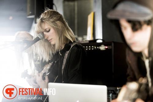 Carmen Villain op Iceland Airwaves 2013 foto