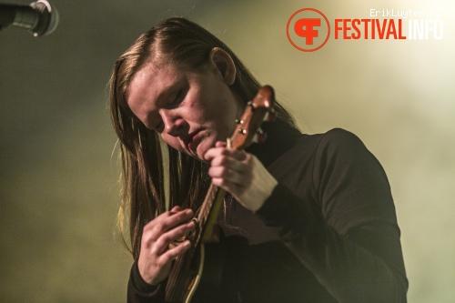 Snorri Helgason op Iceland Airwaves 2013 foto
