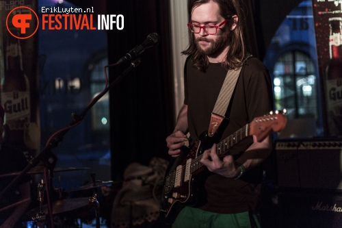 Japanese Super Shift and The Future Band op Iceland Airwaves 2013 foto