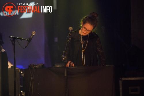Sóley op Iceland Airwaves 2013 foto