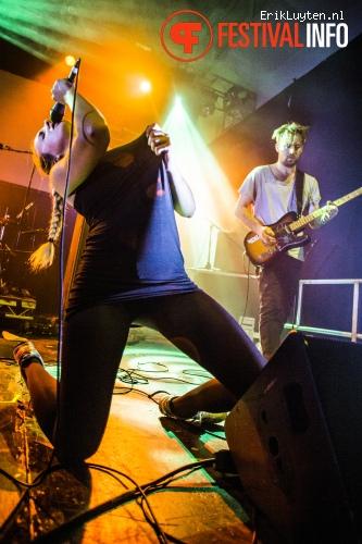 MØ op Iceland Airwaves 2013 foto