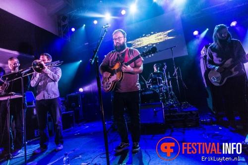 Borko op Iceland Airwaves 2013 foto