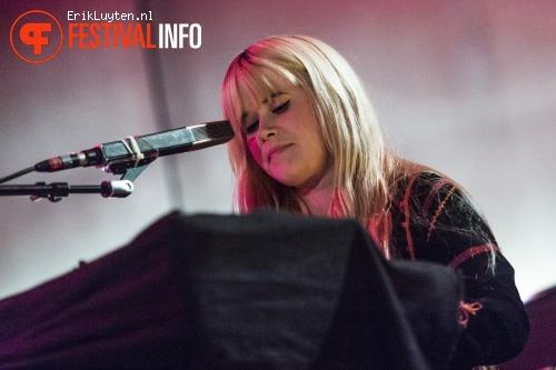 Anna Von Hausswolff op Iceland Airwaves 2013 foto
