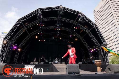 Foto Blitz The Ambassador op Rotterdam Unlimited 2013
