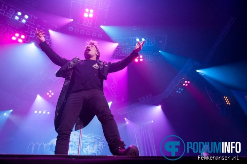 Foto Iron Maiden op Iron Maiden - 25/6 - Ziggo Dome