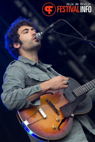 Allah-Las op Best Kept Secret 2013 foto
