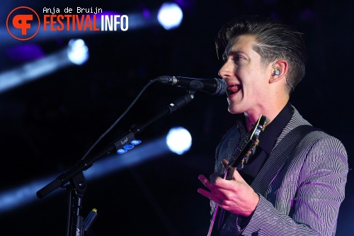 Arctic Monkeys op Best Kept Secret 2013 foto