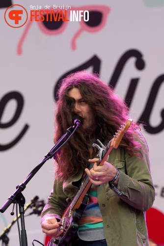 Foto Kurt Vile & The Violators op Best Kept Secret 2013