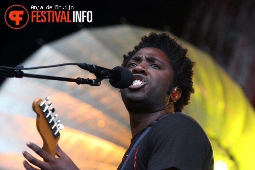 Bloc Party op Best Kept Secret 2013 foto