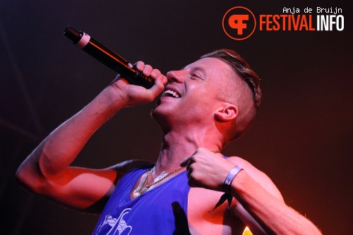 Macklemore & Ryan Lewis op Best Kept Secret 2013 foto