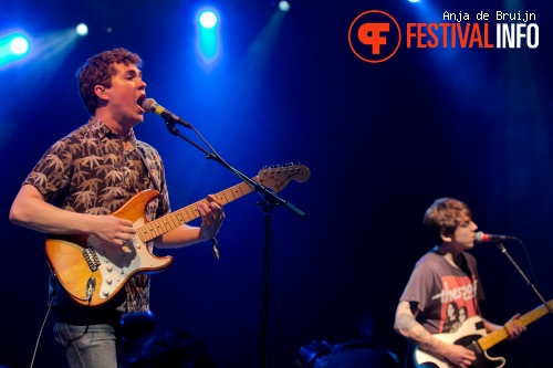 Surfer Blood op Best Kept Secret 2013 foto