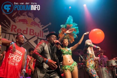 Redbull Soundclash - 27/6 - Melkweg foto