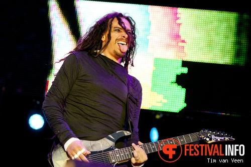 Korn op Graspop Metal Meeting 2013 foto