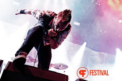 Foto Caliban op Graspop Metal Meeting 2013