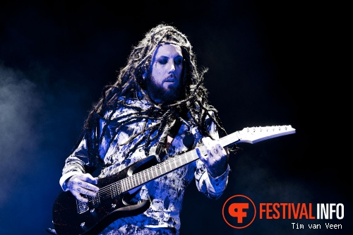 Foto Korn op Graspop Metal Meeting 2013